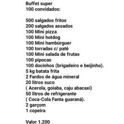 RS Buffet