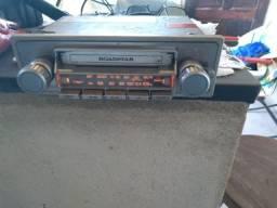 Aparelho toca fitas e rádio Roadstar RS-2500NX Auto Reverse, anos 70