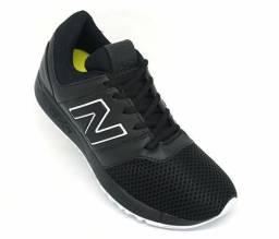 Tênis New Balance 247 Revlite Preto e Branco
