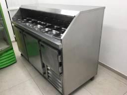 Balcão Refrigerado Condimentadora