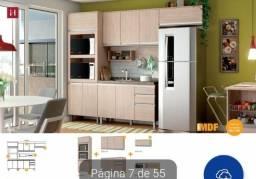 Cozinha modulada / Connect 100%MDF