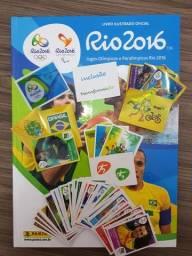 Figurinhas do álbum Rio2016 - Complete seu álbum!