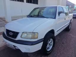 Gm - Chevrolet S10 cabine dupla, Diesel, aceitamos moto! - 1999