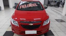 CHEVROLET ONIX 1.4 MPFI LT 8V FLEX 4P MANUAL. - 2013