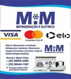 M.M Refrigeração e Elétrica