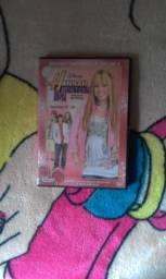 Vendo DVD Hannah Montana original