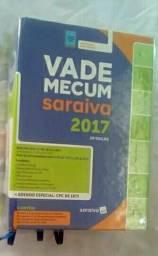 Vade Mecum Saraiva 2017 - semi novo