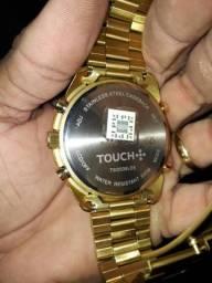 599ed0e10c8 Relogio touch multifucional