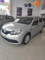 Renault Logan authentique 1.0 completo - 2017