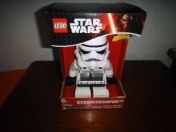 Rádio-Relógio Stormtrooper Star Wars