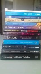 Vendo Lote com 13 Livros Variados