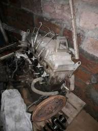 Motor diesel pajero full, cabeçote, bloco pajero, virabrequim - 2006