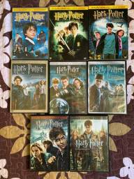 DVD's Harry Potter - Completa 8 filmes
