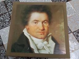 Vinil Beethoven 20 LPs - A Obra Completa de Ludwig Van Beethoven