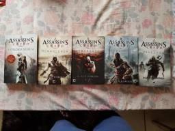 Saga Assassin's Creed - Livros