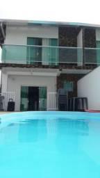 Casa em guaratuba com piscina