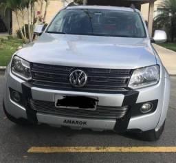 VW AMAROK impecável - 2013