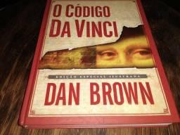 O Código Da Vinci Edição Especial Ilustrada