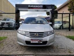 Honda City 1.5 LX 16V Flex Aut - 2012