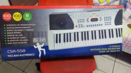 Teclado CSR-558 Eletrônico