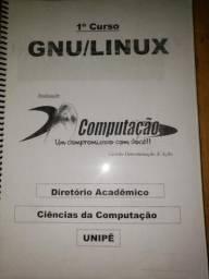 Curso de computação sobre o sistema operacional Linux para iniciantes