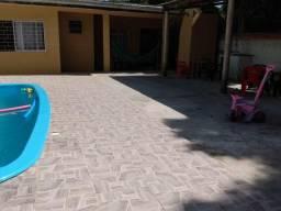 Casa com piscina até 35 pessoas