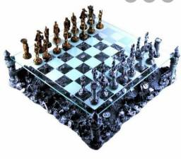 Jogo de xadrez importado
