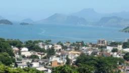 Terreno em muriqui, rua Tito Santiago, vista linda do mar, aceito carro