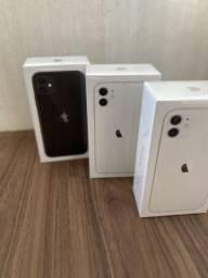 IPhone 11 256 preto / Branco
