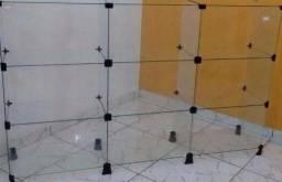 """"""""""" Vitrines / Balcões de Vidro """""""" (Novas) 3386 8881 *Casa do Expositor"""