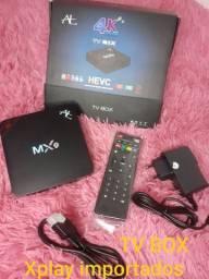 TV BOX TRASFORMA SUA TV EM SMART