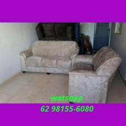 Sofá direto da fábrica, sofá sofá sofá sofá sofá sofá sofá sofá em Goiânia