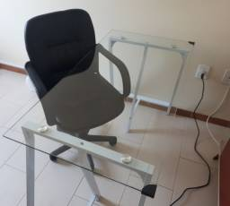 Escrivaninha + Cadeira escritório