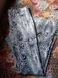 Calça animal print