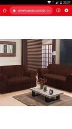 Capa de sofá. Novo lindas e barata