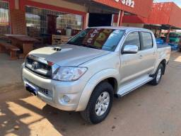 Camionete Hilux CD 4x4 Diesel