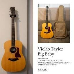 Violão Taylor Big Baby