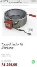 Fritadeira 7lt eletrônica 48- *