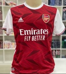Camisa do Arsenal Adidas Modelos Novo 2020