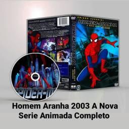 Homem Aranha 2003 A Nova Série animada