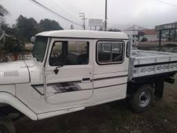 Toyota bandeirante 91