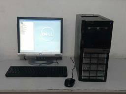 "Computador Dell 980 Completo Intel Core I5 HD 500Gb 4Gb Ram Tela Lcd 17"""