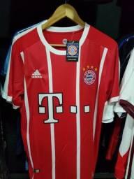 Camisa Bayer de Munique Adidas 2020 Entrega Grátis