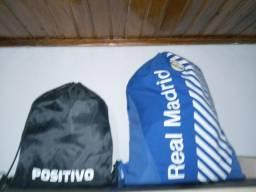 2 mochilas novas originais