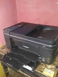 Impressora multifuncional Canon wi-fi