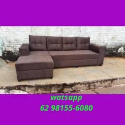 Sofá de 4 lugares.. sofá de canto sofá sofá sofá sofá