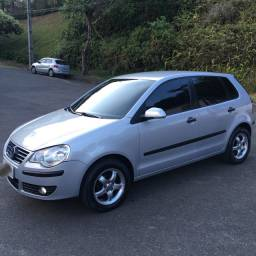 Vw Polo Hatch 2010 + Motor 1.6 Flex Completo
