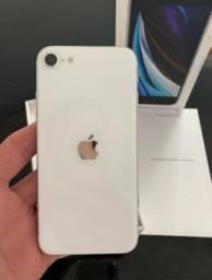 IPhone SE 2020 , caixa e nota fiscal