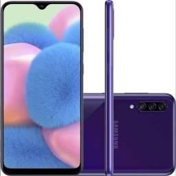 A30s violeta top 64gb sem detalhes(aceito cartão)
