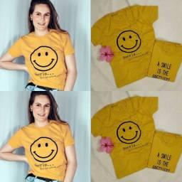 Tshirt 40 reais